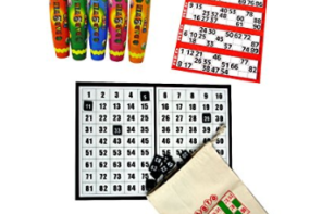 Bingo in the Sun: Giveaway