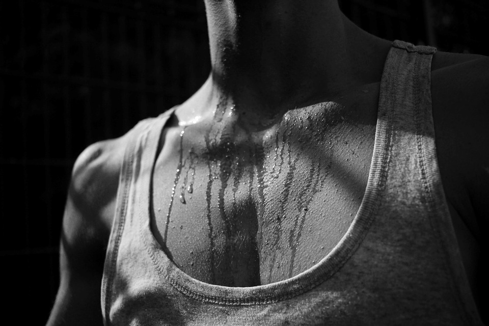 Weird Areas To Sweat From That Are Actually Normal