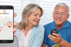 GPS Tracking for Older Adults – Real-time Location Tracking