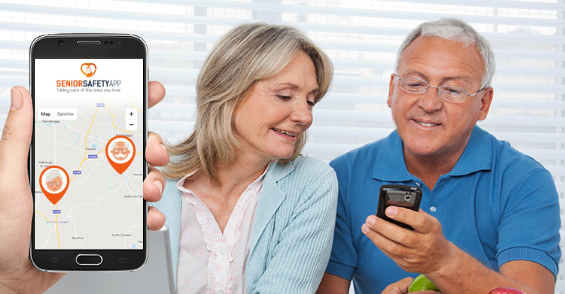 gps tracking older adults