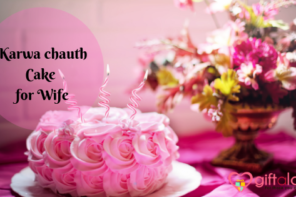 Best Cakes to Jazz-up Karwa Chauth festival for Your Wife!!