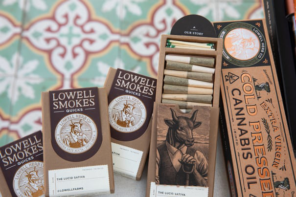 Lowell Cafe: The Country's First Weed Lounge