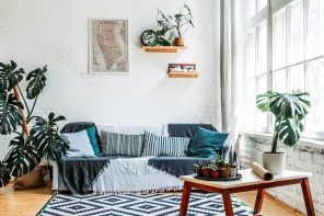 Cheap and Easy Way To Spruce Up Your Home
