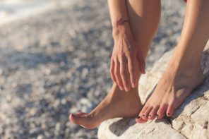 How to Avoid Foot Pain as You Age